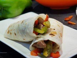 receta de fajitas de res mexicanas